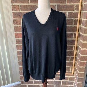 Polo by Ralph Lauren merino sweater